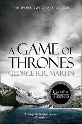 A Song of Ice and Fire_Book Image