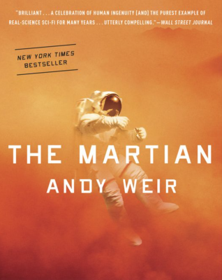 The Martian_Book Image